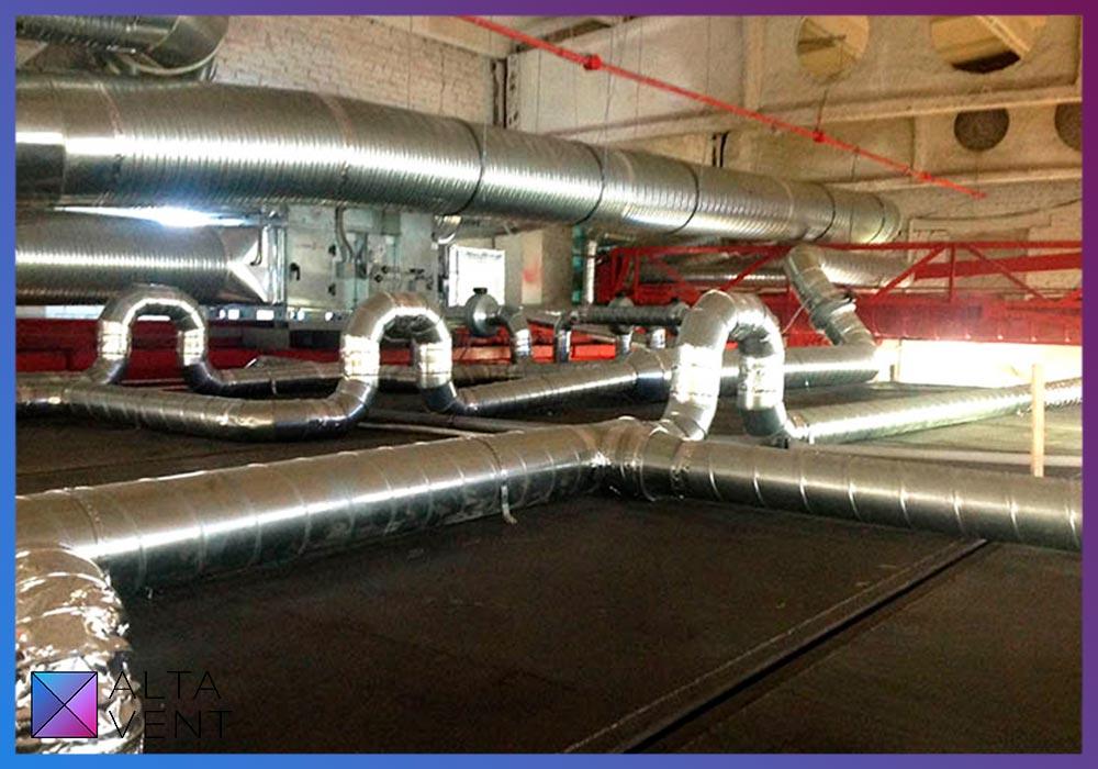 Система вентиляции от компании Альтавент